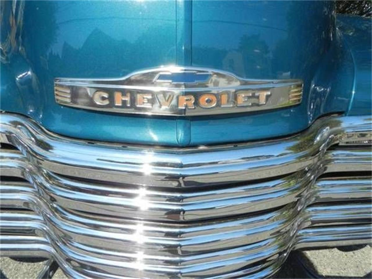 1952 Chevrolet 3100 (CC-1122844) for sale in Cadillac, Michigan