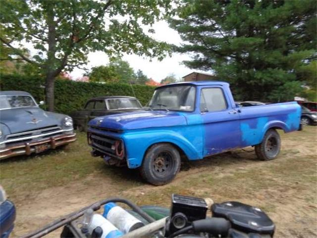 1961 Ford F100 (CC-1122850) for sale in Cadillac, Michigan