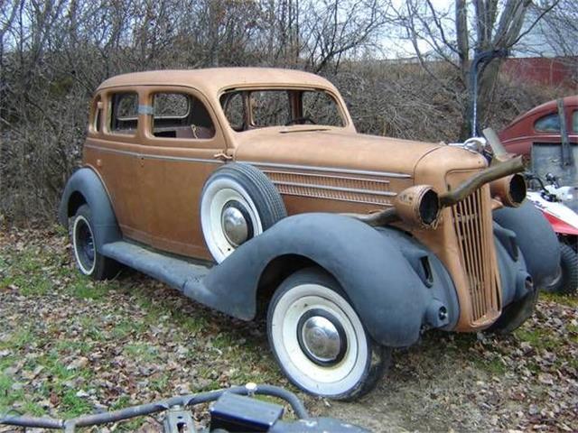 1935 Dodge Sedan (CC-1122853) for sale in Cadillac, Michigan