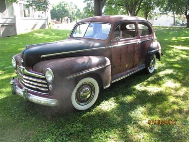 1948 Ford Super Deluxe (CC-1122856) for sale in Cadillac, Michigan