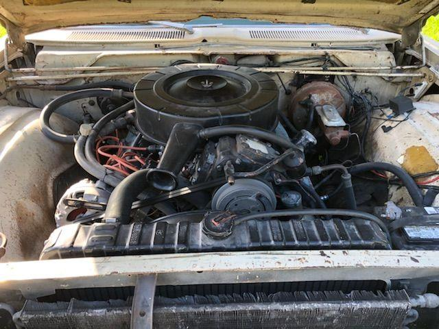 1968 Chrysler New Yorker (CC-1122861) for sale in Cadillac, Michigan