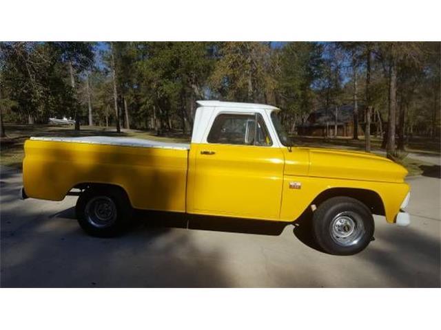 1966 Chevrolet C10 (CC-1122873) for sale in Cadillac, Michigan
