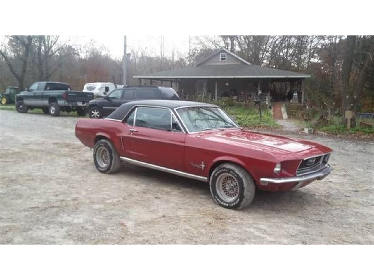 1968 Ford Mustang (CC-1122895) for sale in Cadillac, Michigan