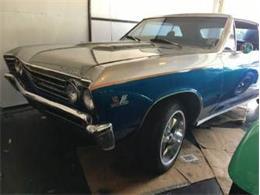1967 Chevrolet Chevelle (CC-1120029) for sale in Cadillac, Michigan