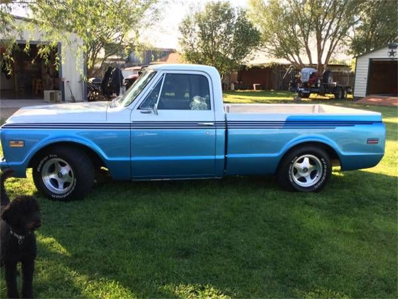 1968 Chevrolet C10 (CC-1122909) for sale in Cadillac, Michigan