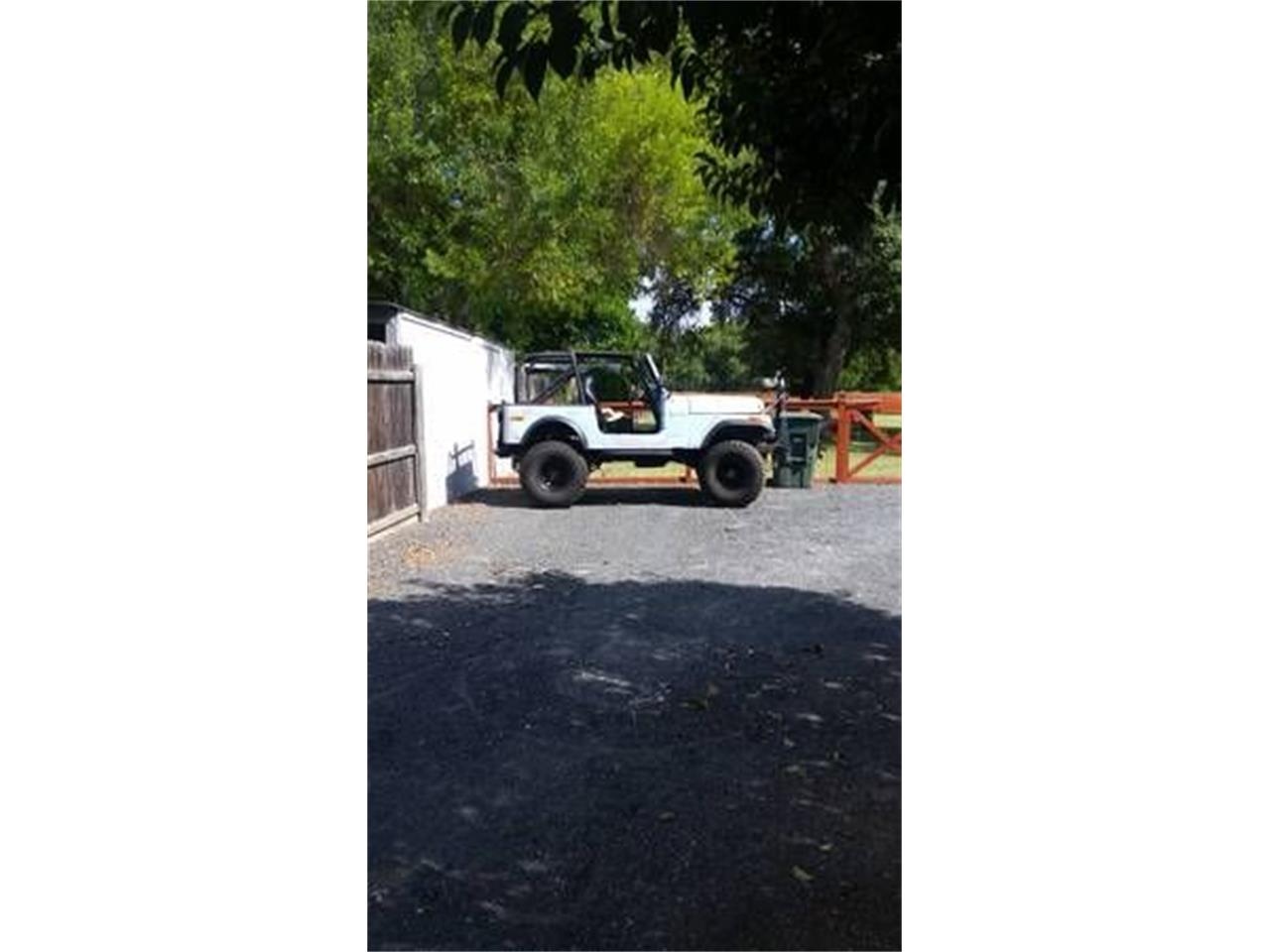 1979 Jeep CJ7 (CC-1122919) for sale in Cadillac, Michigan