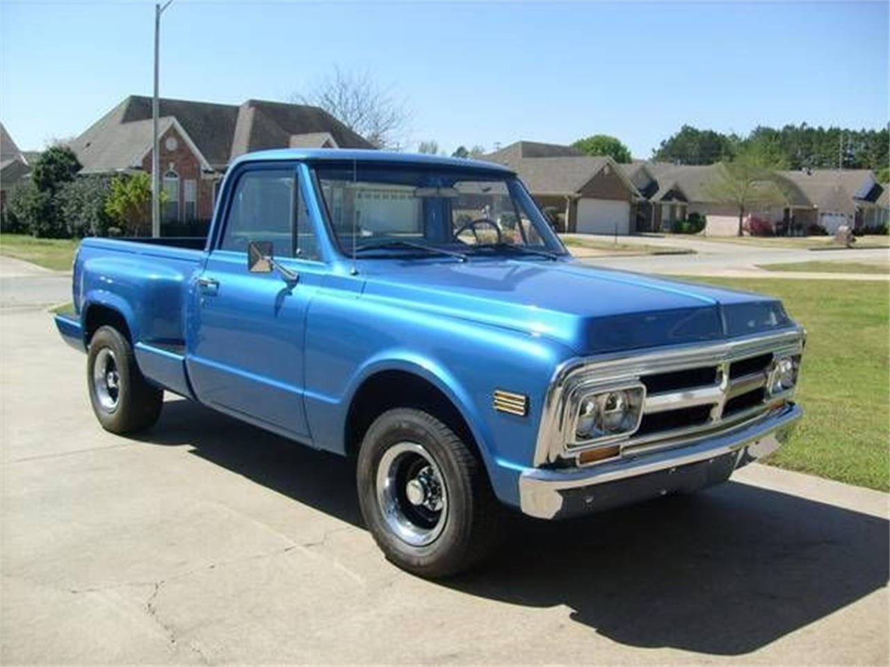 1970 GMC Pickup (CC-1122927) for sale in Cadillac, Michigan