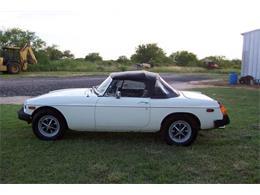 1979 MG MGB (CC-1122932) for sale in Cadillac, Michigan