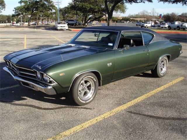 1969 Chevrolet Chevelle (CC-1120294) for sale in Cadillac, Michigan
