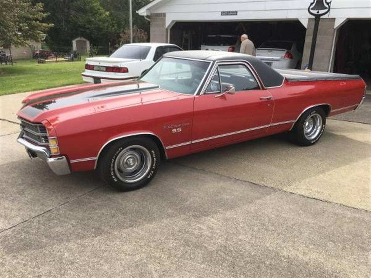 1971 Chevrolet El Camino (CC-1122948) for sale in Cadillac, Michigan