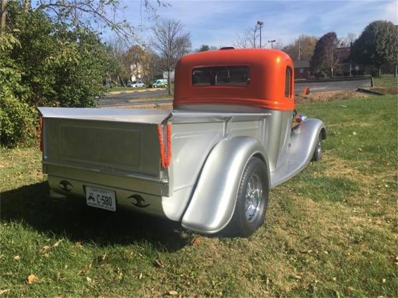 1937 Ford F1 (CC-1122959) for sale in Cadillac, Michigan