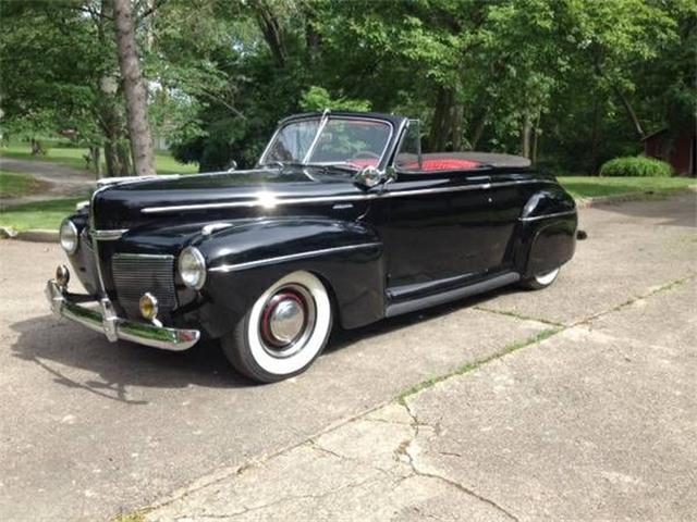1941 Mercury Convertible (CC-1122961) for sale in Cadillac, Michigan
