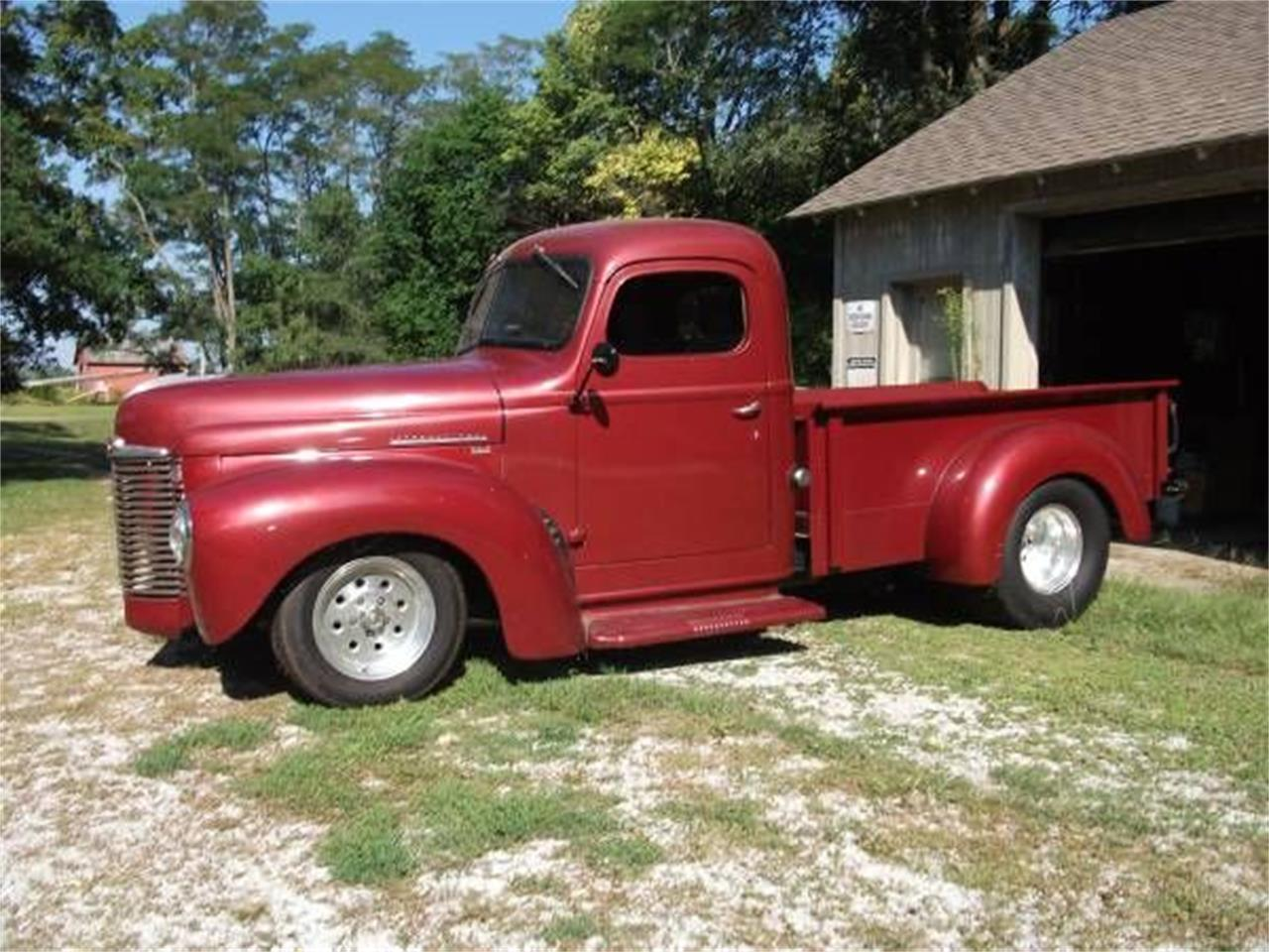 1948 International Pickup (CC-1122966) for sale in Cadillac, Michigan