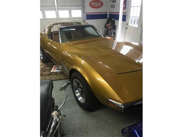 1972 Chevrolet Corvette (CC-1122981) for sale in Cadillac, Michigan