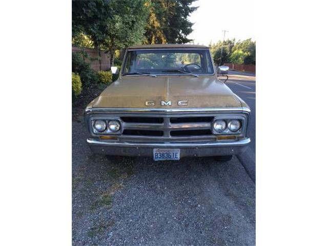 1970 GMC Pickup (CC-1122985) for sale in Cadillac, Michigan