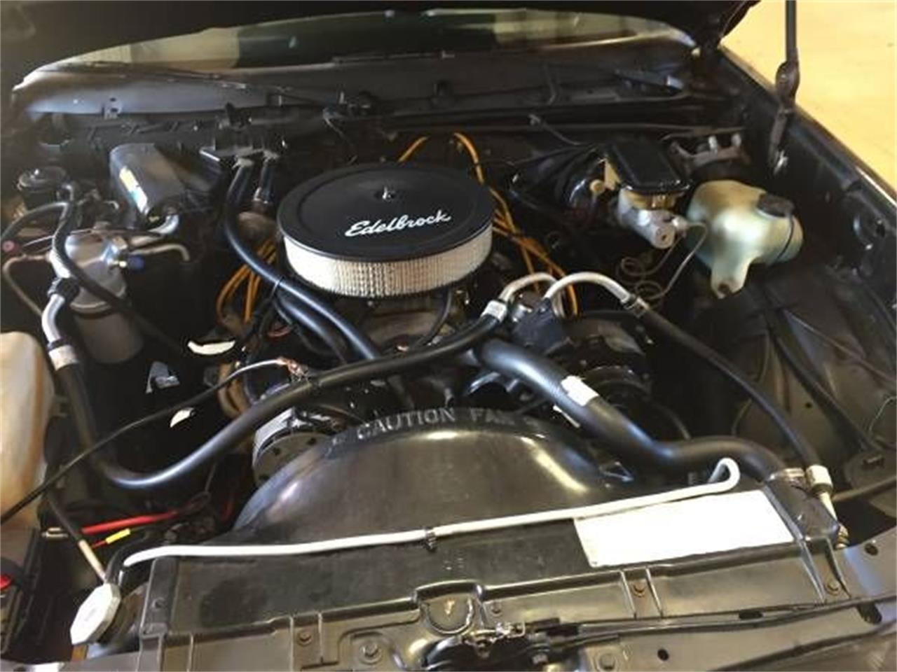 1986 Chevrolet El Camino (CC-1122999) for sale in Cadillac, Michigan