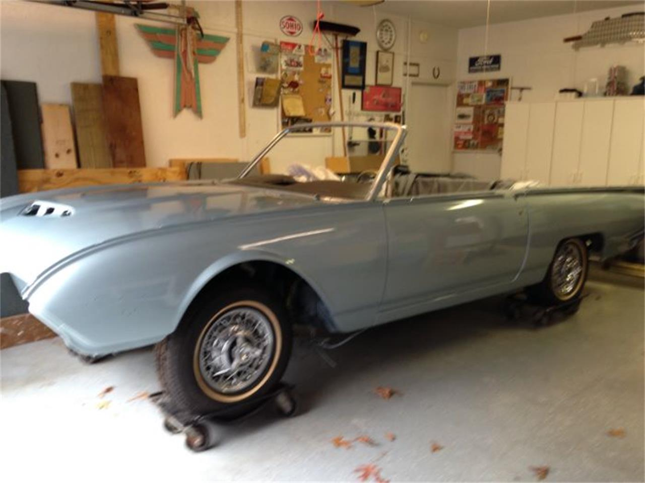 1962 Ford Thunderbird (CC-1120003) for sale in Cadillac, Michigan