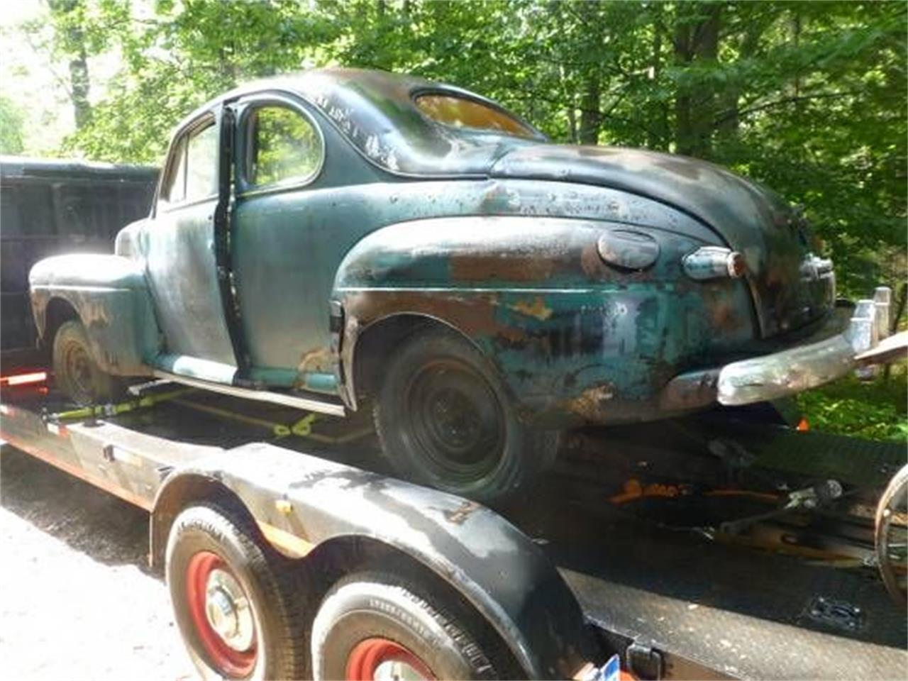 1946 Ford Business Coupe (CC-1123006) for sale in Cadillac, Michigan
