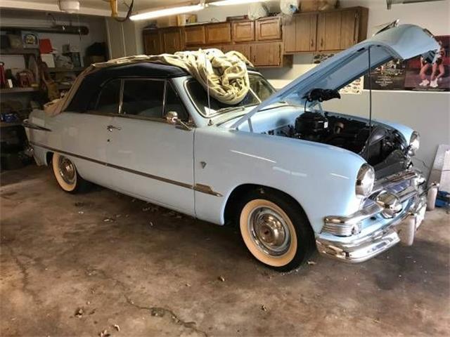 1951 Ford Custom (CC-1123022) for sale in Cadillac, Michigan