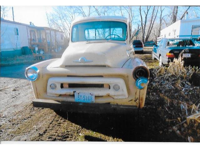 1953 International S110 (CC-1123024) for sale in Cadillac, Michigan