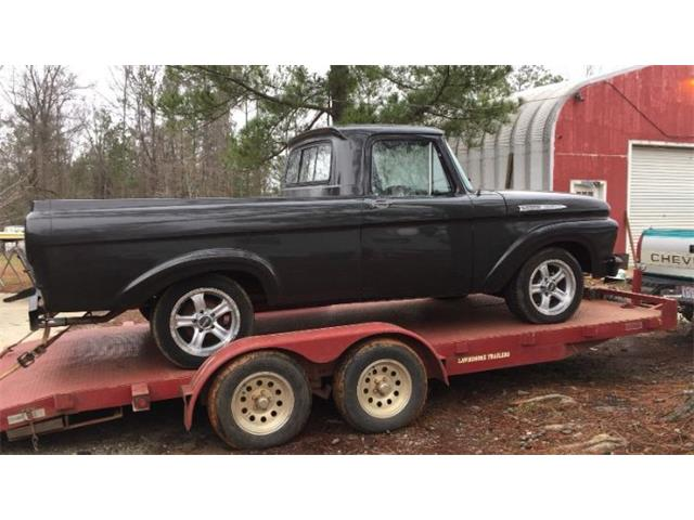 1961 Ford F100 (CC-1123026) for sale in Cadillac, Michigan