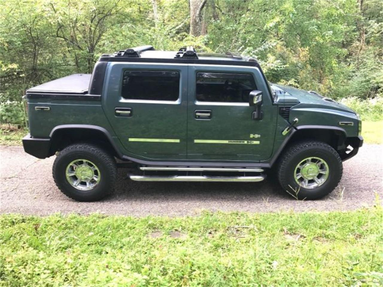2005 Hummer H2 (CC-1123029) for sale in Cadillac, Michigan