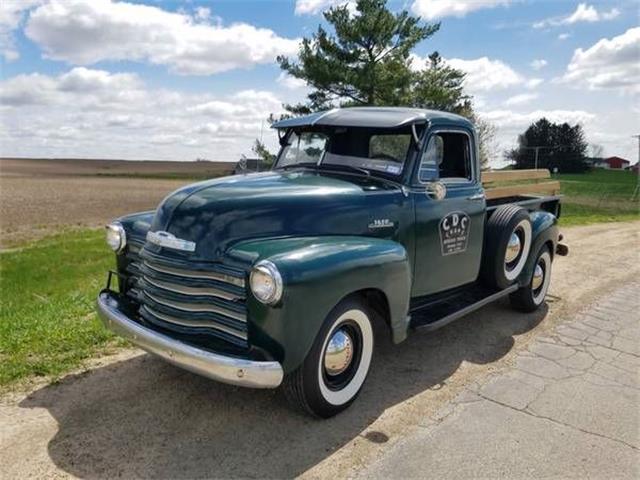 1953 Chevrolet 3600 (CC-1120303) for sale in Cadillac, Michigan