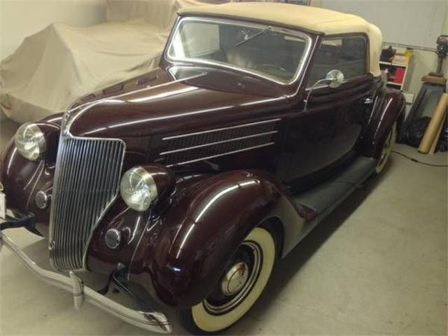 1936 Ford Cabriolet (CC-1123056) for sale in Cadillac, Michigan