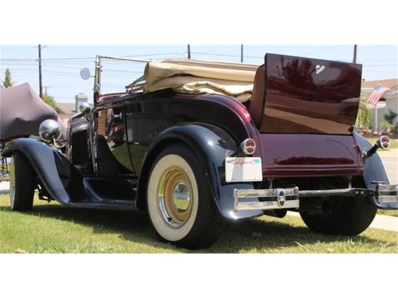 1931 Ford Roadster (CC-1123057) for sale in Cadillac, Michigan