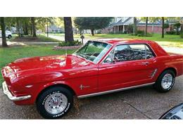 1966 Ford Mustang (CC-1123063) for sale in Cadillac, Michigan