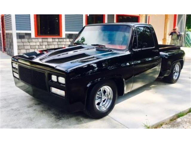 1979 Chevrolet Pickup (CC-1123068) for sale in Cadillac, Michigan