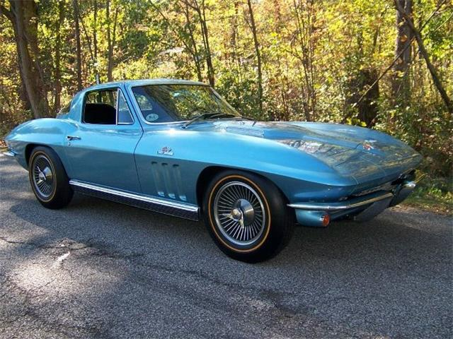 1966 Chevrolet Corvette (CC-1123069) for sale in Cadillac, Michigan