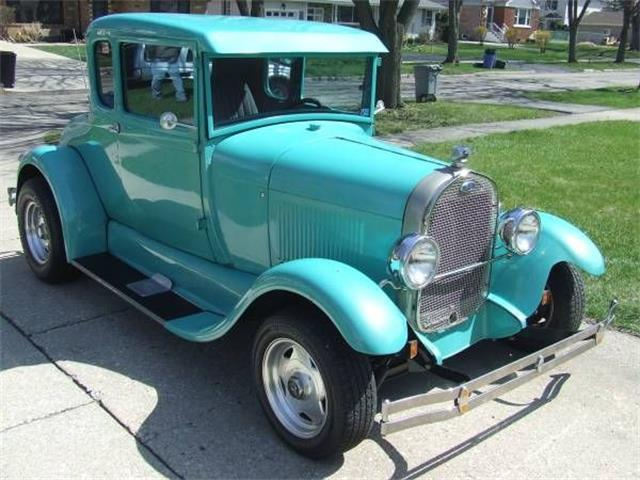 1928 Ford Coupe (CC-1123079) for sale in Cadillac, Michigan
