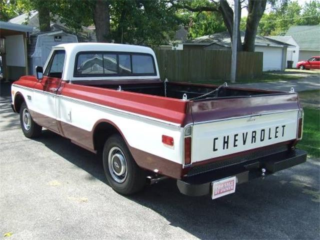1969 Chevrolet C10 (CC-1123081) for sale in Cadillac, Michigan