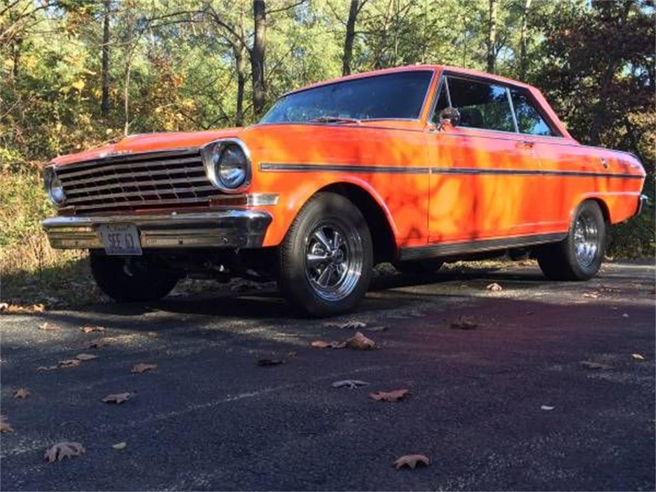 1963 Chevrolet Nova (CC-1123089) for sale in Cadillac, Michigan