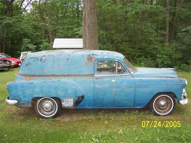 1953 Chevrolet Sedan Delivery (CC-1120309) for sale in Cadillac, Michigan