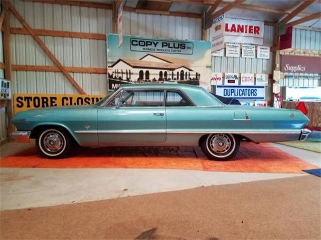 1963 Chevrolet Impala (CC-1123100) for sale in Cadillac, Michigan