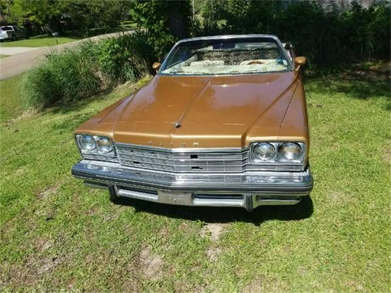1975 Buick LeSabre (CC-1123105) for sale in Cadillac, Michigan