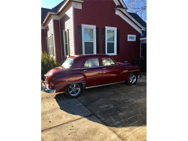 1952 Plymouth Cambridge (CC-1123106) for sale in Cadillac, Michigan