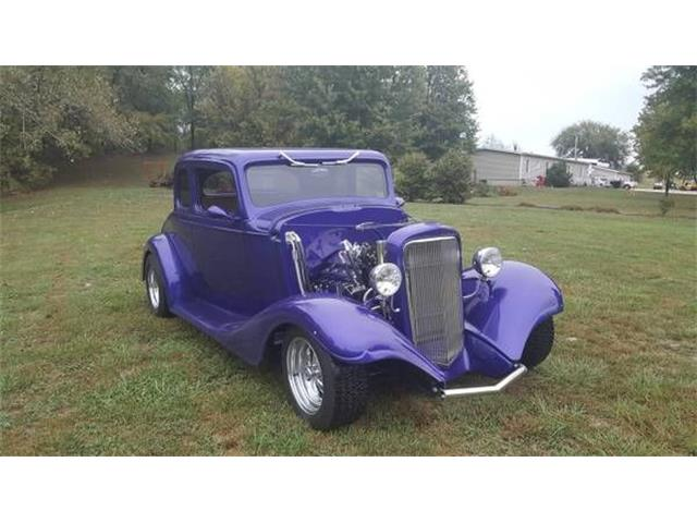1933 Chevrolet Coupe (CC-1123118) for sale in Cadillac, Michigan