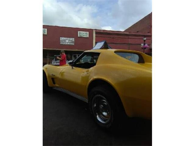 1976 Chevrolet Corvette (CC-1123121) for sale in Cadillac, Michigan