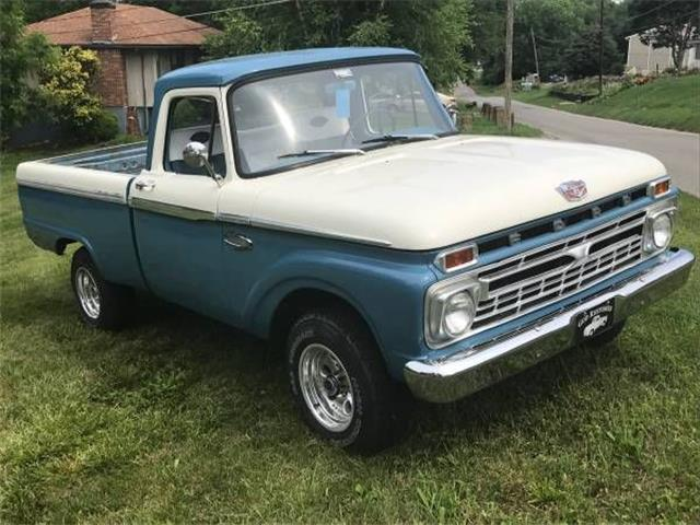 1966 Ford F100 (CC-1123123) for sale in Cadillac, Michigan