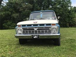 1966 Ford F100 (CC-1123123) for sale in Cadillac, Michigan
