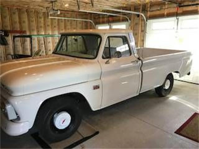 1966 Chevrolet C10 (CC-1123139) for sale in Cadillac, Michigan