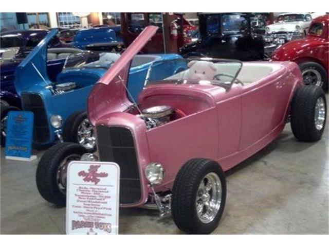 1932 Ford Highboy (CC-1123149) for sale in Cadillac, Michigan