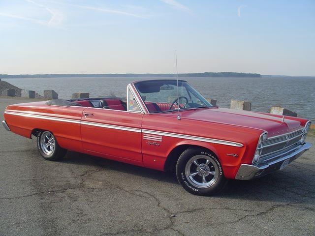 1965 Plymouth Sport Fury