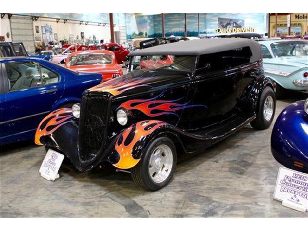 1934 Ford Phaeton (CC-1123150) for sale in Cadillac, Michigan