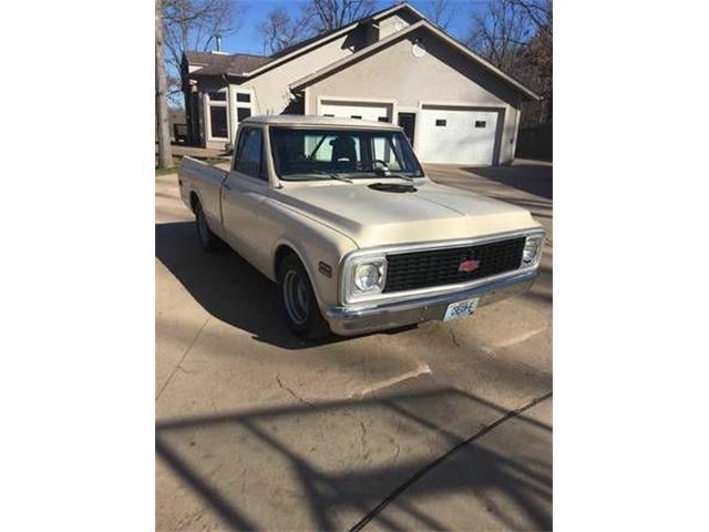 1971 Chevrolet C10 (CC-1123158) for sale in Cadillac, Michigan