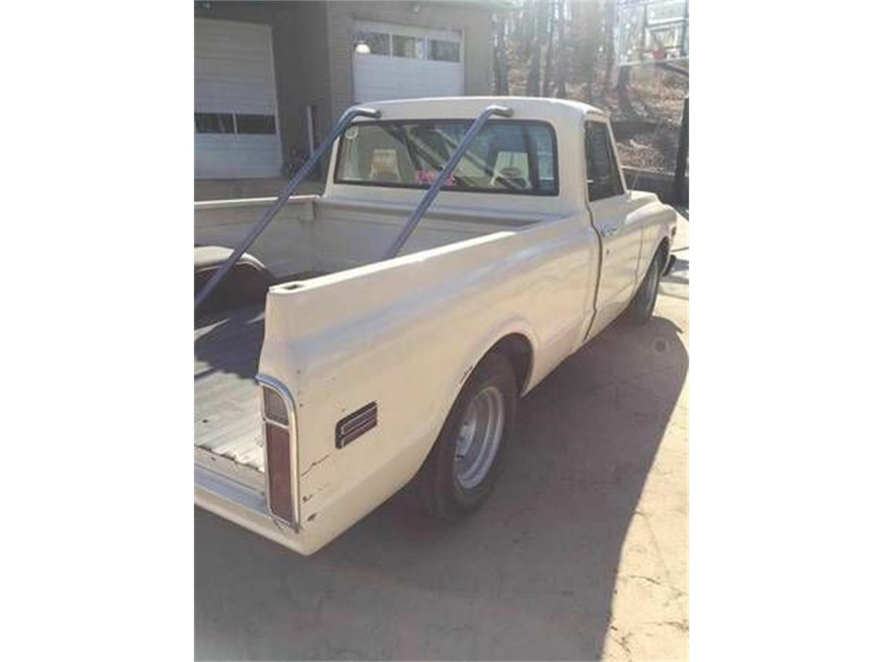 1971 Chevrolet C10 (CC-1123158) for sale in Cadillac, Michigan