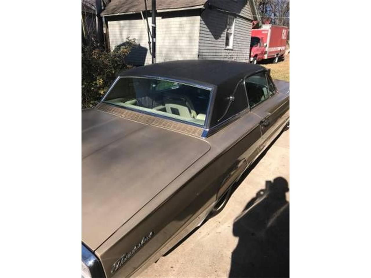 1966 Ford Thunderbird (CC-1123161) for sale in Cadillac, Michigan
